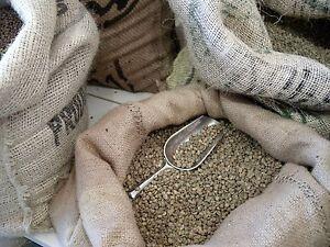 5 lbs Sumatra Mandheling GR1 DP Fresh Green Un-Roasted Coffee Beans