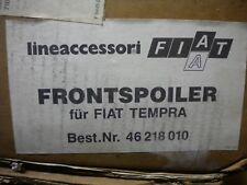 Abarth Frontspoiler Fiat Tempra 46218010 NEU  !!! Rarität !!!