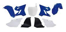 Kit Plastiche Restyling Rtech YZ 125-250 2015 Blu Plastics Kit Kunststoff-Kits