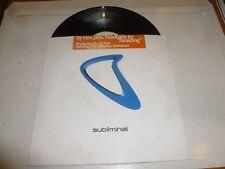"DJ FLEX presents FEEDBACK EP - Amazing - 2003 UK 2-track 12"" Vinyl Single"
