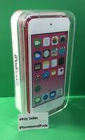 NEW SEALED Apple iPod Touch 6th Generation Pink 16GB - Brand NEW Full Warranty