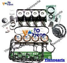 V2203 full/overhaul/gasket/kit/upper/lower/set/for Kubota excavator KX121-2 KX121-2S diesel loader engine parts