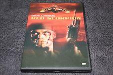 Red Scorpion (Dolph Lundgren) DVD