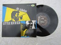 LITTLE RICHARD LP FABULOUS ace ch 133 rock n roll beautiful playing lp