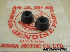 Honda CB72 CL72 CB77 CL77 CP77 CYP77 SL350 Rubber Steering Damper Joint / 2pcs