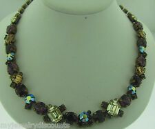 gold tone Ncf6Agtap Sorrelli Tapestry Necklace Antique