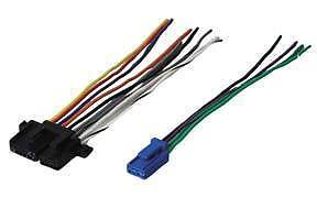 GM Chevy Wire Harness to install the factory radio back into vehicle GWH-343