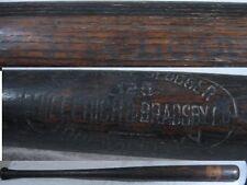 Vintage Game Used Bat/j.p. Long/Winston-Salem High Poi