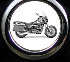 Moto Guzzi California Schlüsselanhänger als Bildgravur inkl.Textgravur