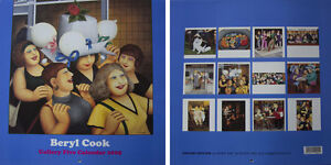 Beryl Cook Calendar  2005