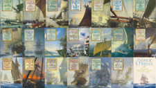 Patrick O'Brian Aubrey Maturin Complete 21 Audio Book Collection 6 x MP3 CD's