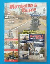 Motorrad & Reisen 98/2020 mit DVD : Bretagne  ungelesen 1A abs. TOP