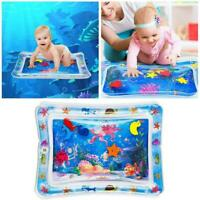 Sensory Water Mat Baby Toddler Squishy Play Toy Water Top Cushion K6O4