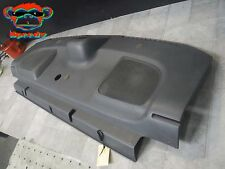 96 97 98 99 00 HONDA CIVIC INTERIOR REAR DECK SHELF SPEAKER TRIM SEDAN L. GRAY