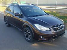 2012 SUBARU XV 2.0i GX-4 AWD 6 SPD MAN WAGON HAIL DAMAGED PARTS EXPORT