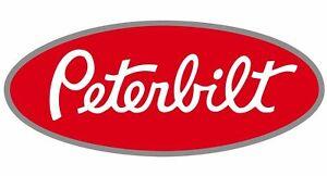 PETERBILT TRUCK DECAL STICKER 3M USA MADE TRUCK HELMET VEHICLE WINDOW WALL CAR
