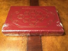 Easton Press SOCIAL CONTRACT Jacques Rousseau SEALED