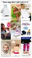 $380 Baby Gift Cards Baby Leggings Little Fans Eskimo Kids Seven Baby Udder Cove