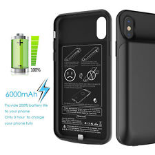 Charging Case Fast Charging Power Bank External Battery Back-Up For iPhone XS X