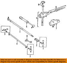 Jeep CHRYSLER OEM 84-90 Cherokee Steering Gear-Outer Tie Rod End 52000601