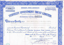 Banking/Finance Share Certificates & Bonds