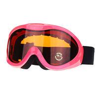 Ski Snowrboard Goggles Winter Sports Anti Fog Polycarbonate Double Lens