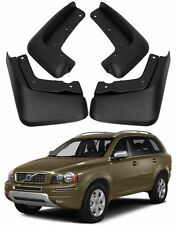 Genuine FRONT & REAR Splash Guards Mud Guards Mud Flaps FOR 2006-2014 Volvo XC90