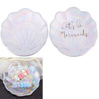 Glass Magic Color Shell Palette Nail Art Acrylic UV Gel Tip Holder Display To_dr