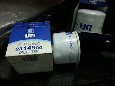 TAGLIANDO FILTRO UFI MOTO GUZZI benelli t3 le mans T5 850 1989-1989 California