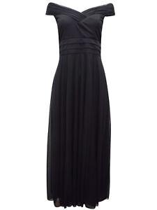 Womens PLUS size 28 30  Dress  long BLACK Evening / Party / Formal dress
