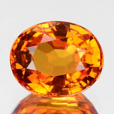 Sri Lanka Orange Loose Natural Sapphires