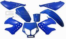 Verkleidungsset Verkleidung in Blau für DERBI SENDA R SM GILERA SMT/RCR