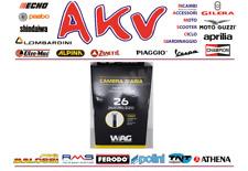 CAMERA D' ARIA 26X1.90/95 WAG BICI CICLO MTB OLANDA VALVOLA AMERICA 48mm