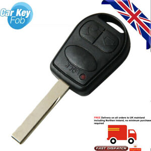 fits Land Rover Range Rover L322 VOGUE HSE 3BUTTON REMOTE KEY Fob case shell