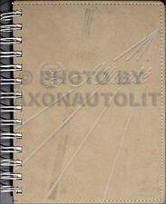 1987 Cadillac Allante Owners Manual 87 near new Original Owner Guide Allanté
