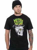 Metal Mulisha Men's Papa Shango Tee T-Shirt SIze L