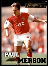 Merlin Premier Gold 1996-1997 - Arsenal Paul Merson #5