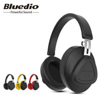 Bluedio TM Bluetooth 5.0 Headphones Wireless Portable Headset Stereo Microphone
