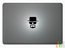 "Heisenberg Walter White Apple MacBook Air 13"" 15"" pro Sticker Adhesivo Skin"