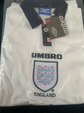 More details for england retro shirt xl -remake