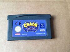 Crash Bandicoot Fusion  GBA  Gameboy Advance / Sp ( PAL)