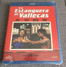 LA ESTANQUERA DE VALLECAS - 1 BLURAY ZONAS A B C +  EXTRAS 101 MIN NEW SEALED