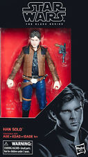 Hasbro Black Series 6inch SOLO A Star Wars Story: Han Solo (AKF001)