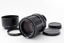 FedEX OK [Excellent Pentax SMC Takumar 105mm f/2.8 Lens w/Hood From Japan