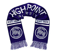 High Point University Scarf - HPU Panthers Woven