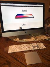 "Apple iMac 27"" Late 2012, 3.4 GHz i7 8GB GTX 680MX 2GB"