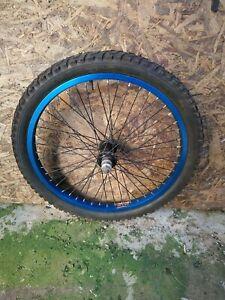 20 inch bmx front wheel
