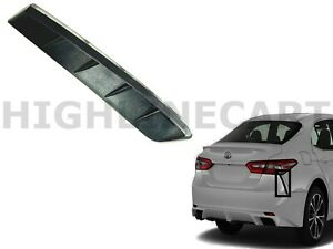Passenger Side Bumper Cover Stiffener H481WX for Toyota Camry 2018 2019 Right