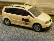 1/87 Wiking VW Touran TAXI Modellbahn 2005 149 18