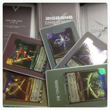 Tower of Saviors BIGBANG Special Foil Promo Card Set NOT FOR SALE Big Band RARE